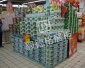 0.8X0.8m工字柜/堆码/货架/拼装展柜/专利产品/毅德格展柜
