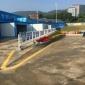 马路市政隔离小区护栏 公路交通隔离护栏 安全警示带专业批发