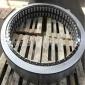 磨机Φ3.2×L外球面调心双列圆柱滚子轴承SL0649/1300 浮动端