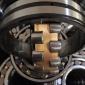 优质三类调心滚子轴承 黑边黑角 22214CA/W33 工程机械轴承