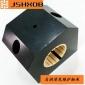 jshxob厂家直销 工程塑料直线轴承 LIN直线滑动轴套 自润滑免维护无油衬套 非滚珠直线轴承 轴承座